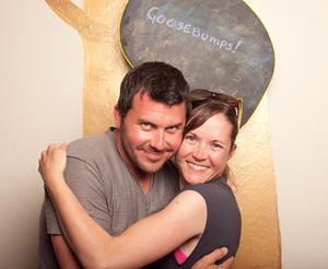 Brandon and Jessica
