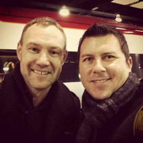 The UK & David Gray, pt. 1