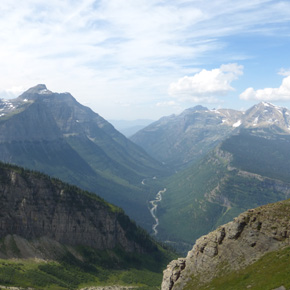 Climate Hike in Glacier National Park