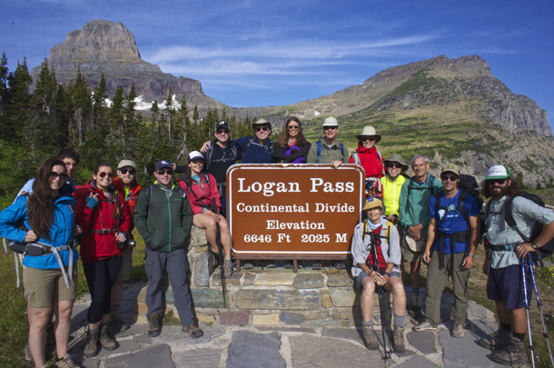 Climate Hike 2015 - Glacier National Park